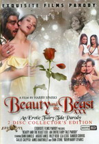 Beauty And The Beast XXX: An Erotic Fairy Tale Parody (2 Dvds)