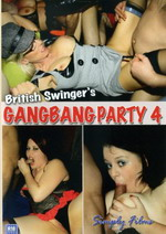 British Swinger's Gangbang Party 4