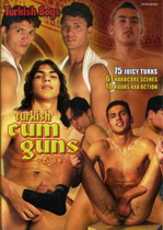 Turkish Cum Guns Box (4 Dvds)