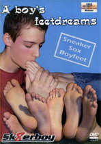A Boy's Feet Dreams