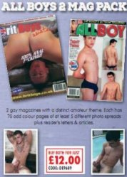 All Boys 2 Mag Pack