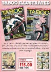 Taboo Illustrated