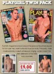 Playgirl Twin Pack