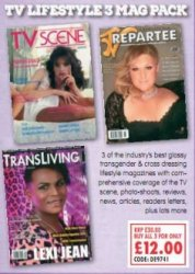 TV Lifestyle 3 Mag Pack