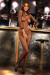 Perinne Bodystocking (Small To Large)