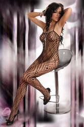Thara Bodystocking (Small To Large)