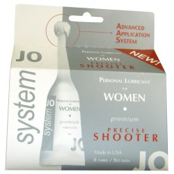 System Jo Personal Lubricant For Women: 06 pack