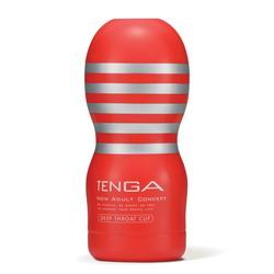 TENGA Deep Throat Cup: Standard Size