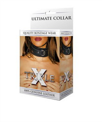 Ultimate Leather Collar