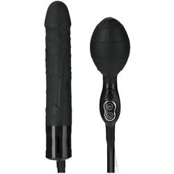 TitanMen Vibrating Inflatable Wonder: Black