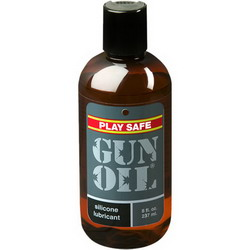 Gun Oil Silicone Lubricant 237ml