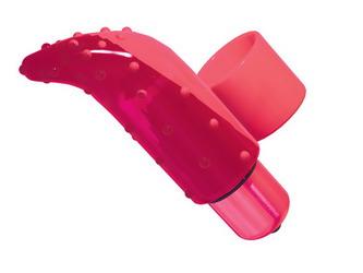 PowerBullet Frisky Finger: Pink