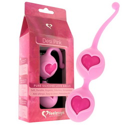 Desi Love Balls: Pink