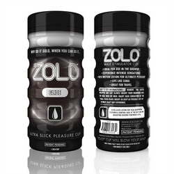 Zolo Glide Cup: Grey
