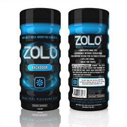 Zolo Back Door Cup: Blue