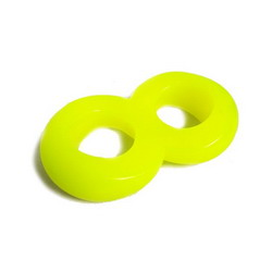 Zizi Cosmic Ring: Yellow Fluo