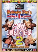Bukkake Man's British Cum Junkies 2
