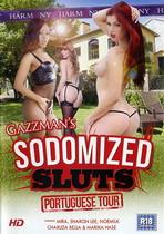 Gazzman's Sodomized Sluts: Portugese Tour