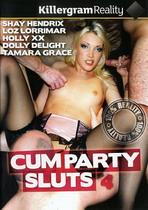 Cum Party Sluts 4
