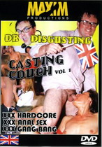 Dr Disgusting Casting Couch Vol 1