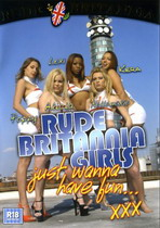 Rude Britannia Girls Just Wanna Have Fun