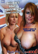 Britain's Bored Housewives Double Feature 1
