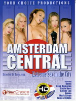 Amsterdam Central: Extreme Sex In The City