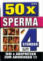 50 x Sperma (4 Hours)