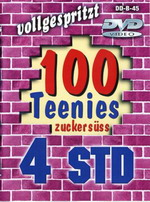 100 Teenies Zuckersuss (4 Hours)