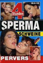 Sperma Schweine (4 Hours)