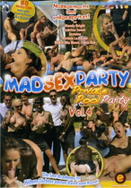 Mad Sex Party: Private Pool 4