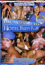 Drunk Sex Orgy: Hotel Party Plaza