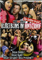 Mad Sex Party: Rudelbums Im Hinterhof