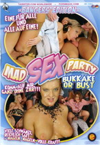 Mad Sex Party: Bukkake Or Bust