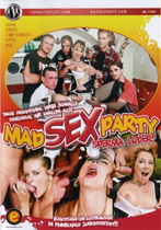 Mad Sex Party: Sperma Luder