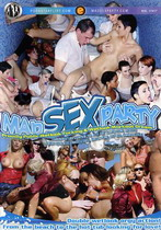 Mad Sex Party: Proudly Public Wetlook Fucking