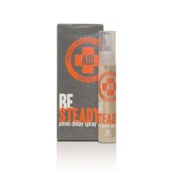 Velv'Or Aide Be Steady Penis Delay Spray
