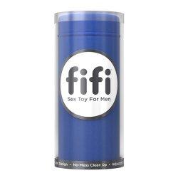 Fifi Masturbator: Blue With 5 Sleeves