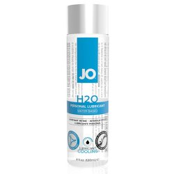 System Jo H2O Cool Lubricant: 120ml