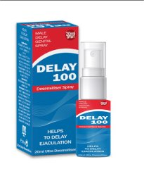 V-XL Desensitiser Spray Delay 100