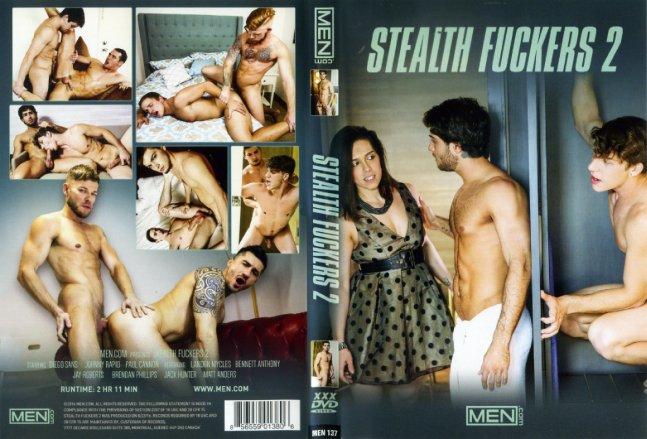 Stealth gay porn