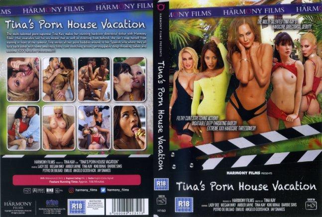 Tina\'s Porn House Vacation Harmony XXX