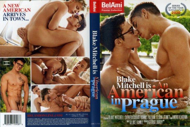 Blake Mitchell Is An American In Prague Bel Ami