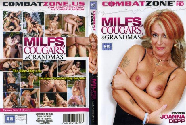 Milfs i cugars porno