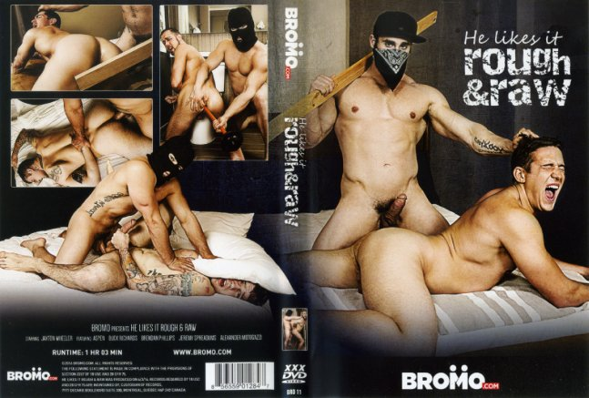 He Likes It Rough And Raw 1 | Bromo | gay xxx porn dvd