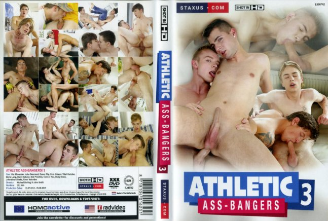 Athletic Ass Bangers 3 Staxus