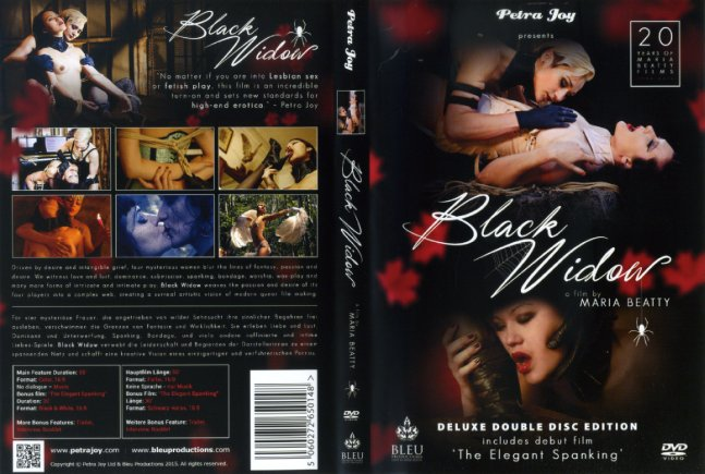 Widow adult black dvd