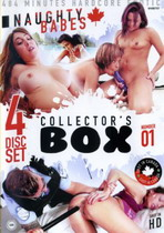 Naughty Babes Box 1 (4 Dvds)