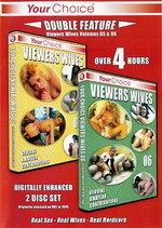Viewer's Wives 05 + 06 (2 Dvds)