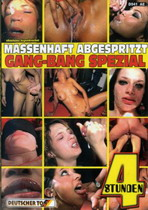 Massenhaft Abgespritz Gang-Bang Spezial